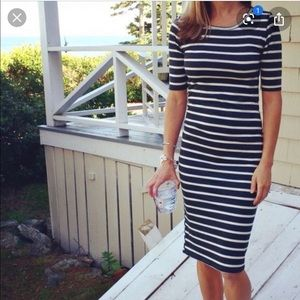 XL Lularoe striped Julia